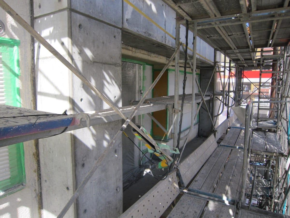 耐震補強フレーム工法